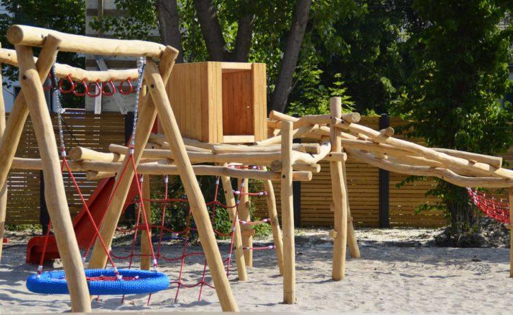 Kindergarten und Förderschule Curiestraße, Leipzig